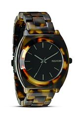Nixon The Time Teller Acetate Watch 40mm - Lyst