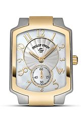 Philip Stein Rectangular Stainless Steel Watch Head 39 Mm - Lyst
