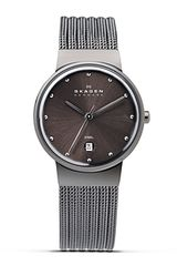 Skagen Patterned Mesh Watch 26 Mm - Lyst