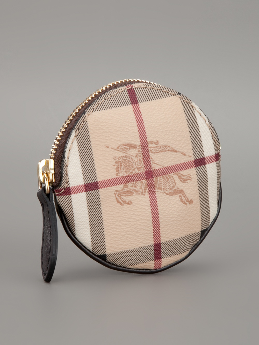 Lyst burberry maisy coin pouch in natural for Tj maxx jewelry box