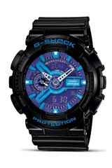 G-shock Vivid Color Anadigital World Time Watch 55mm - Lyst