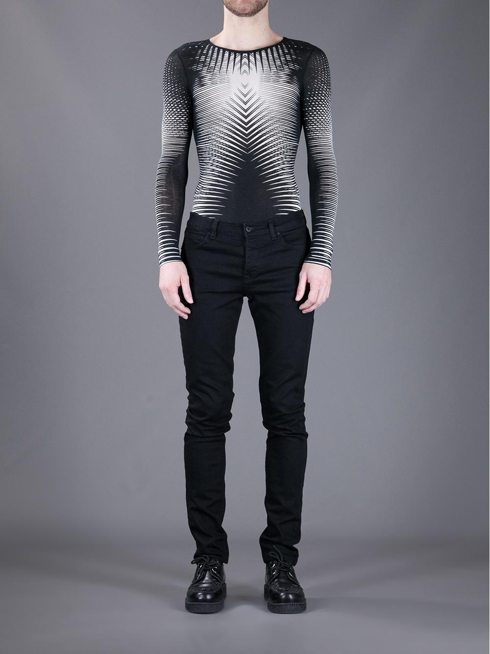 Gareth Pugh Big Ass Print Body In Black For Men  Lyst-3631
