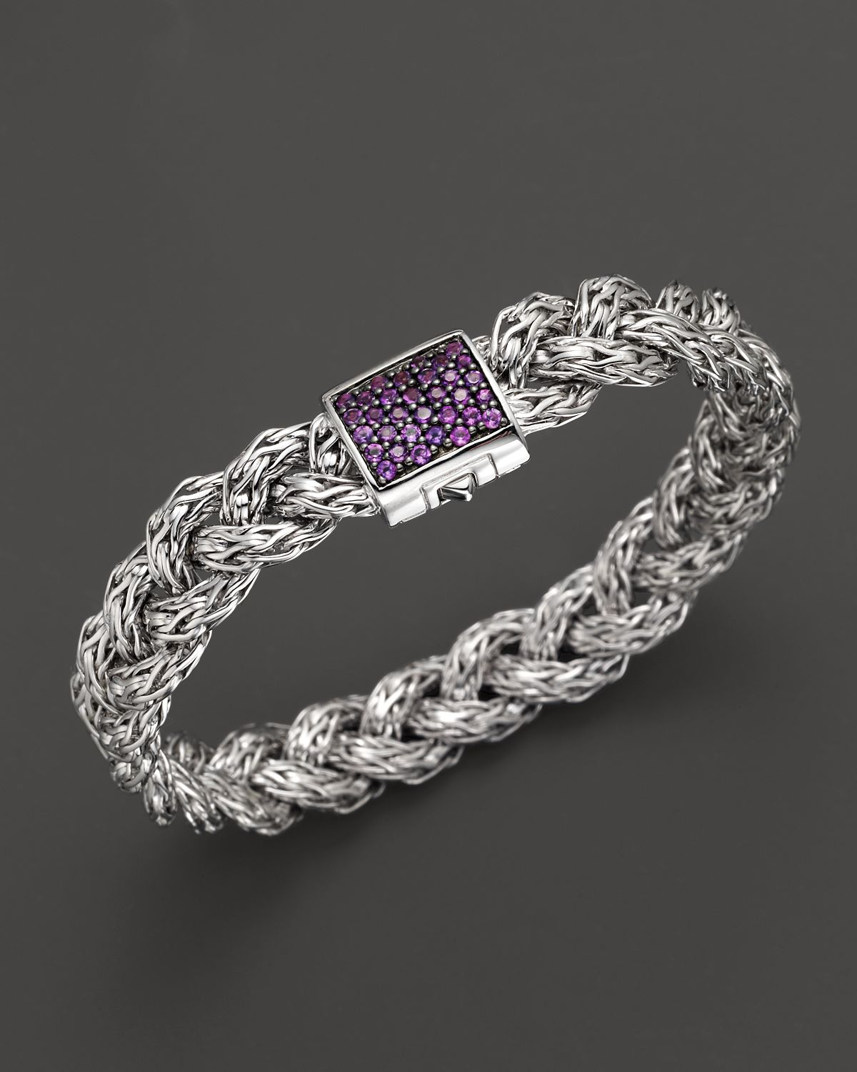 Lyst John Hardy Sterling Silver And 18k Bonded Gold