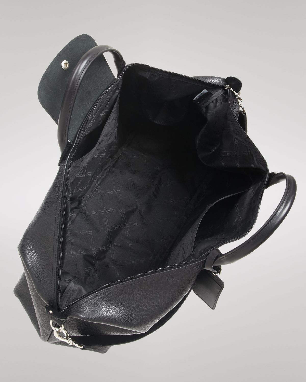 Lyst Longchamp Mens Xl Carryon Duffle Bag In Black For Men