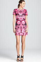 Michael by Michael Kors Kew Garden Floral Dress - Lyst