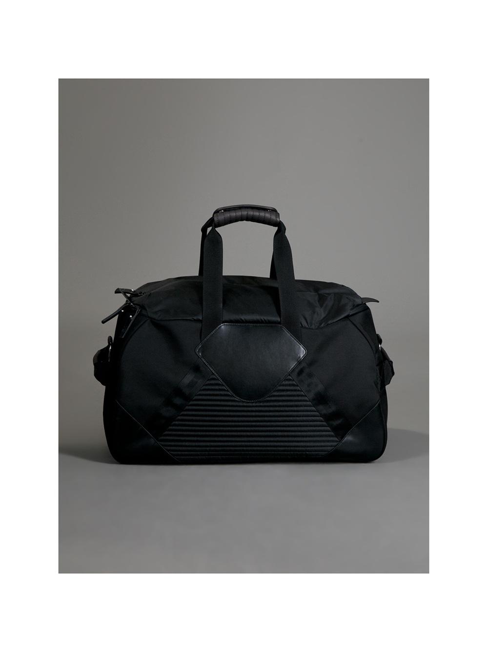 284add1108a Lyst - Y-3 Weekend Bag in Black for Men