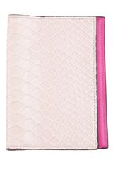 Zagliani Passport Cover - Lyst