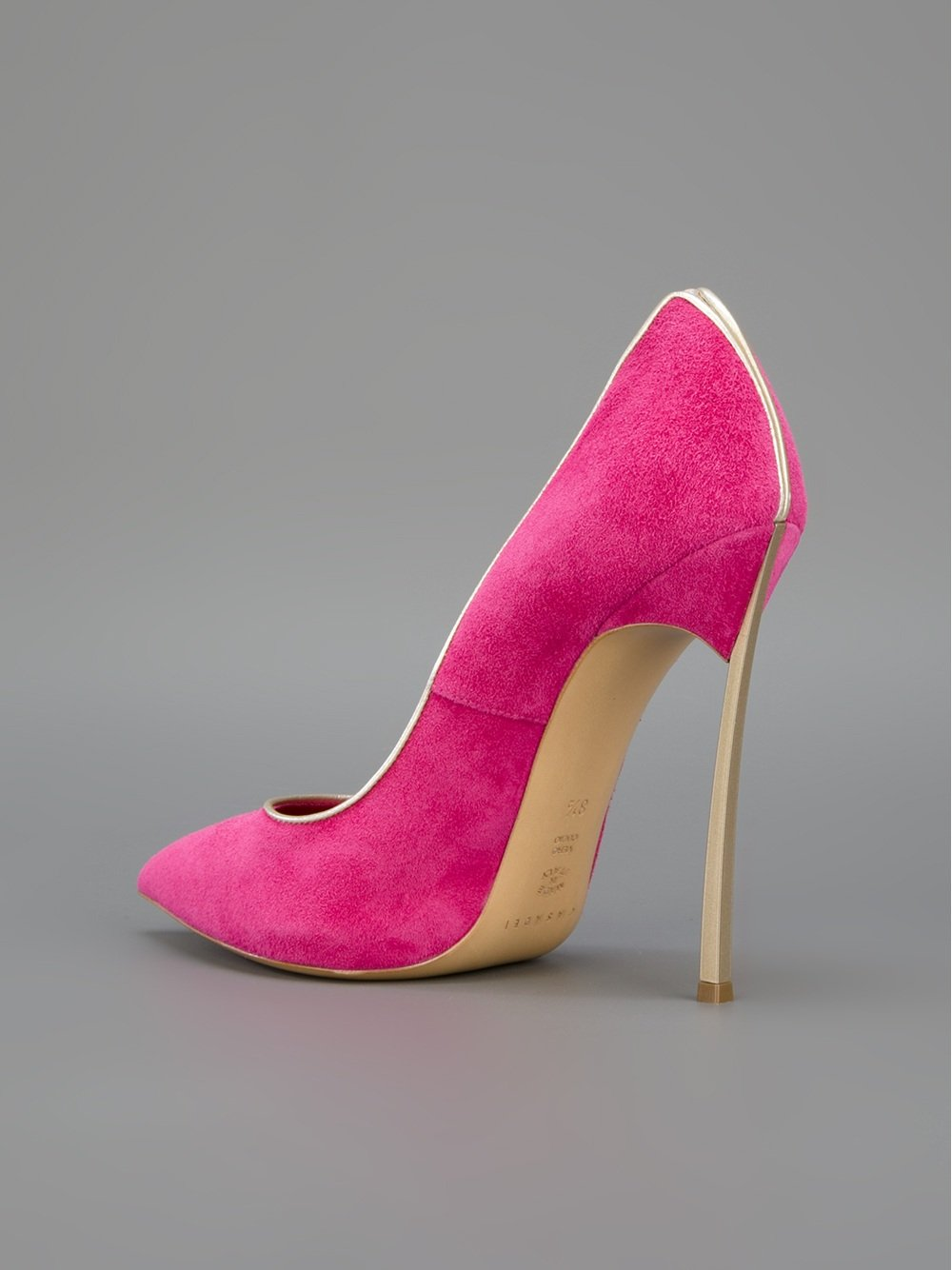 Pink pointy pumps Casadei CjXXeq