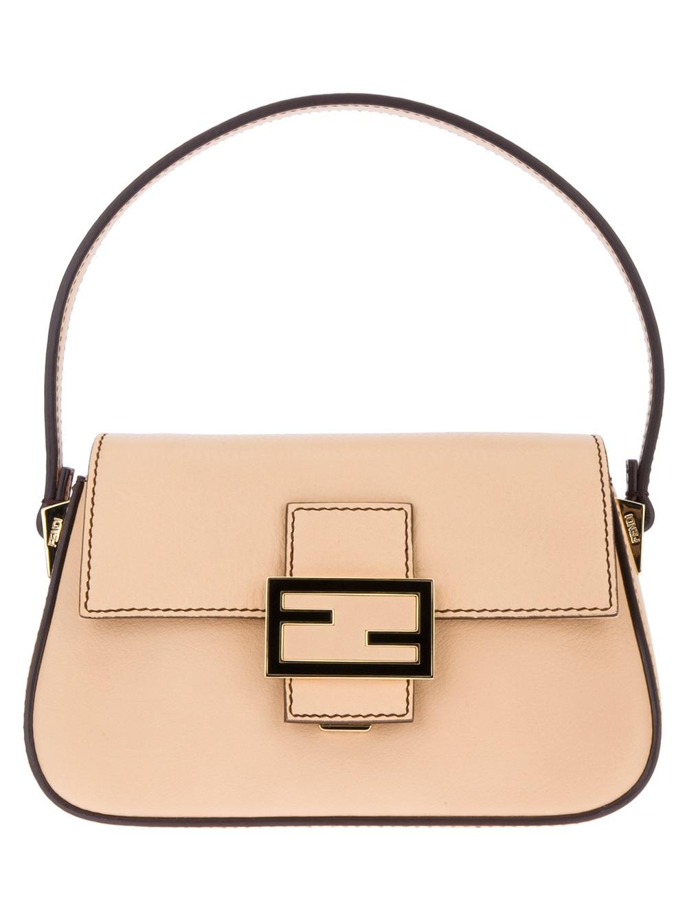 discount fendi canvas bag lyst handbags fc74e 81ff5 97f7313927791