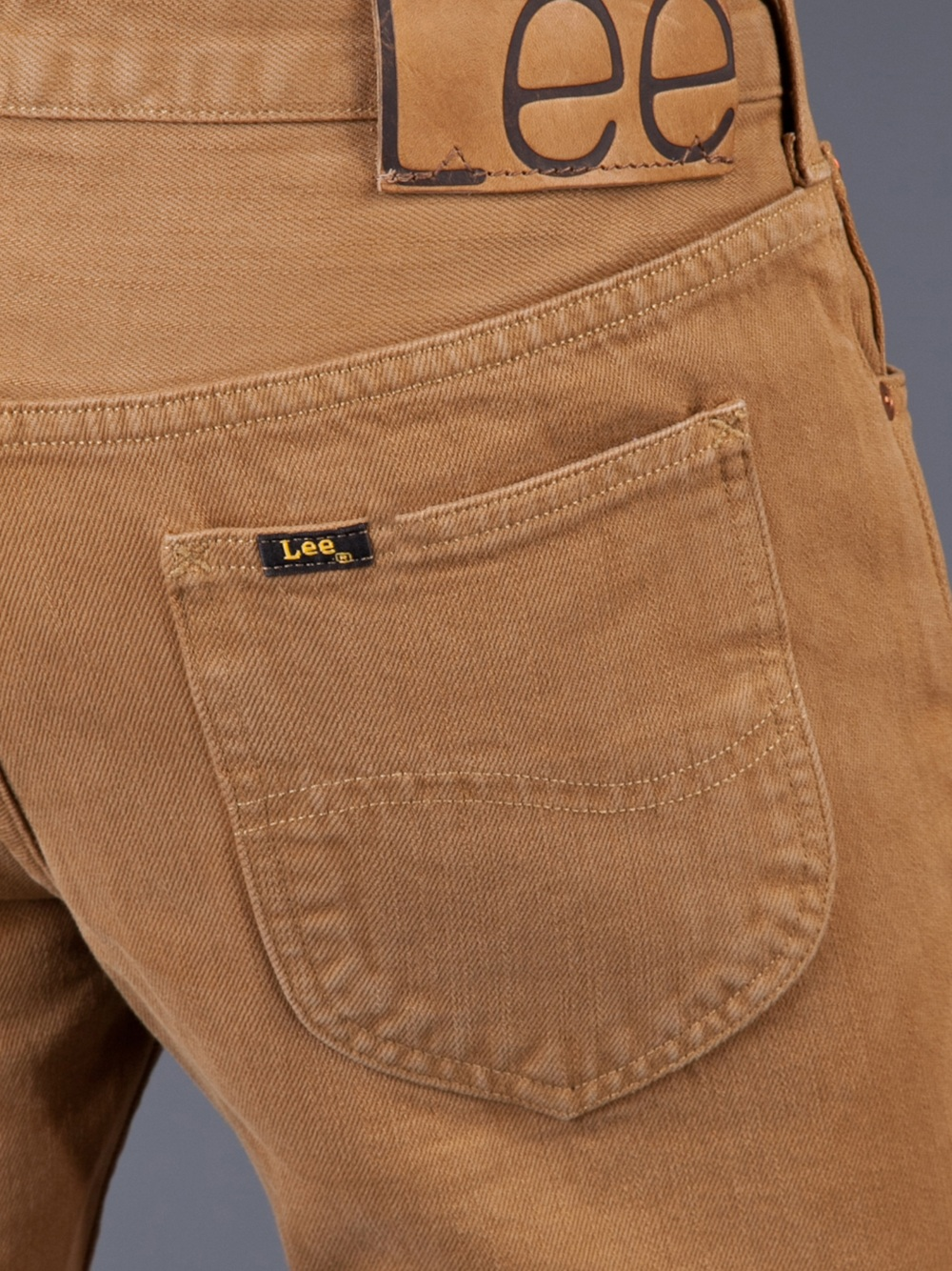 Lyst Lee Jeans 102 S Jean In Brown For Men