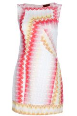 Missoni Sleeveless Dress - Lyst