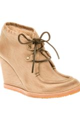 NDC Adele Wedge Ankle Boot - Lyst