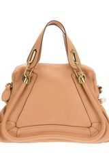 Chloé Medium Paraty Shoulder Bag - Lyst