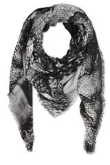 Christopher Kane Creature Wool Knit Scarf - Lyst