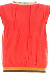 Marni Sheer Layer Top - Lyst