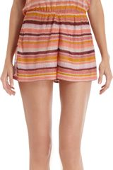 Missoni Striped Romper - Lyst