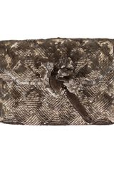 Shourouk Clutch Bag - Lyst