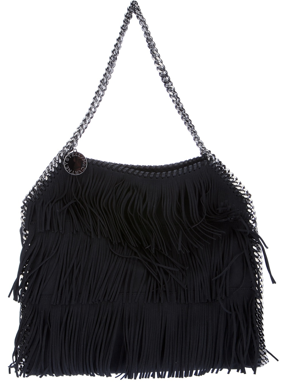 9b4fe277d856 Previously sold at Farfetch · Womens Fringed Bags Womens  get cheap 27127  2f1d8 Stella Mccartney - Mini ...
