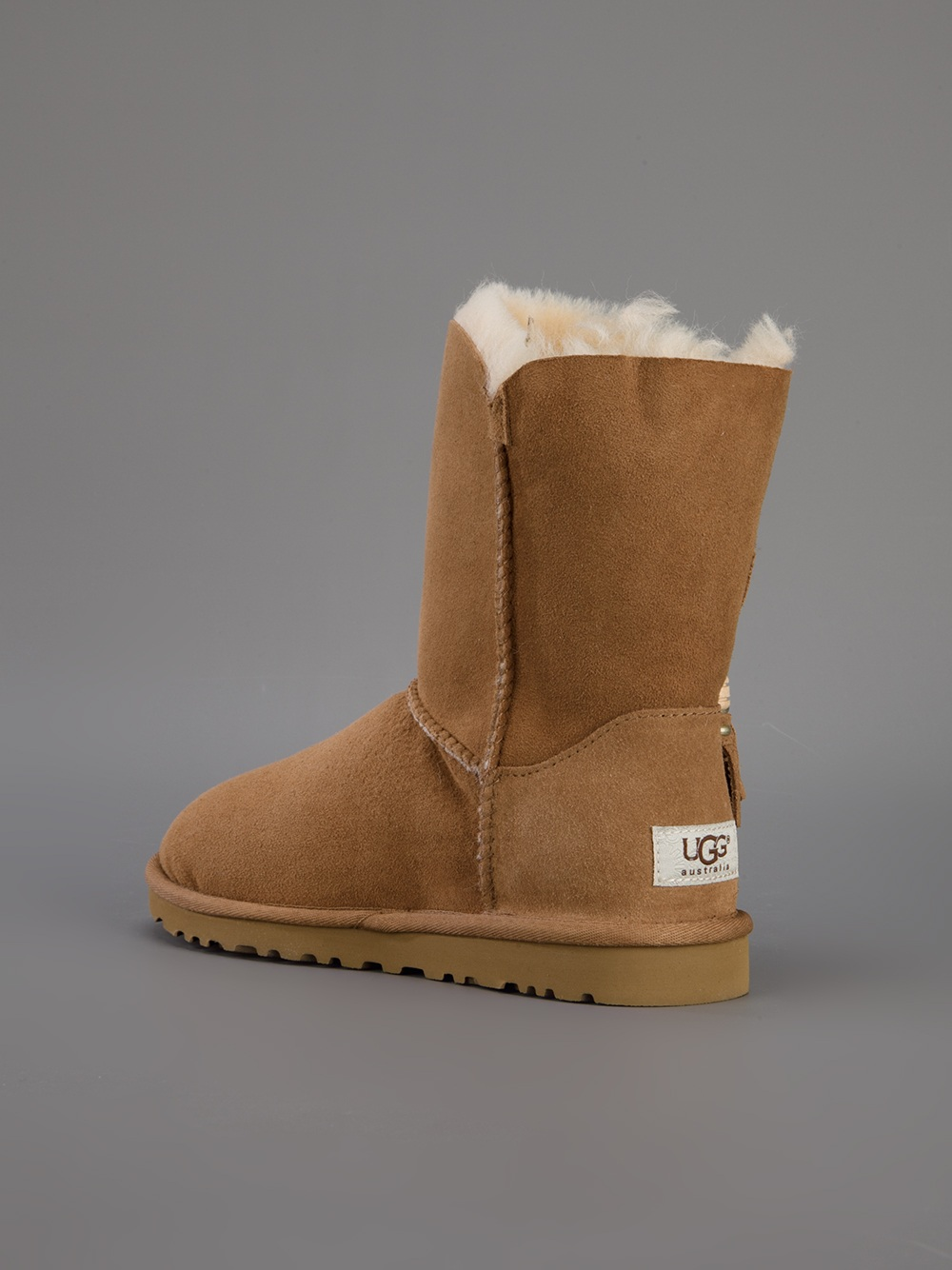 Lyst Ugg Bailey Charms Ugg Boot In Brown