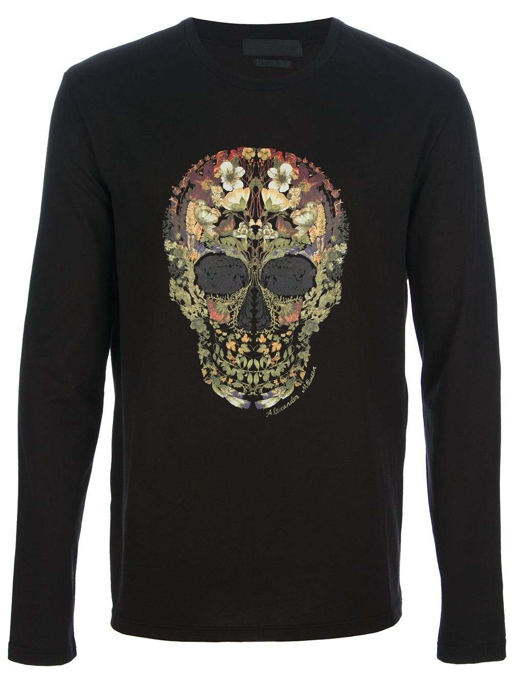 alexander mcqueen skull crown patch hoodie in black for men save 83 lyst. Black Bedroom Furniture Sets. Home Design Ideas