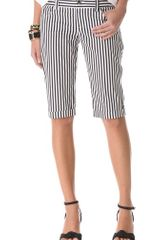 Alice + Olivia Five Pocket Long Shorts - Lyst