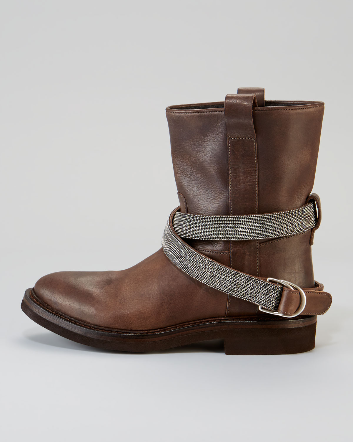 FOOTWEAR - Boots Brunello Cucinelli 2018 Cheap Price With Paypal Low Price Buy Cheap Eastbay Chx8FgVO3