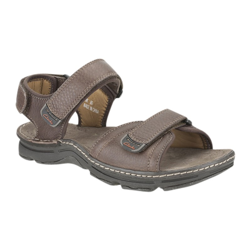 5b6ad328648 Clarks Alt Part Active Air Sandals in Gray for Men - Lyst