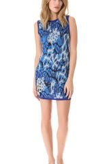 Club Monaco Charlie Dress - Lyst