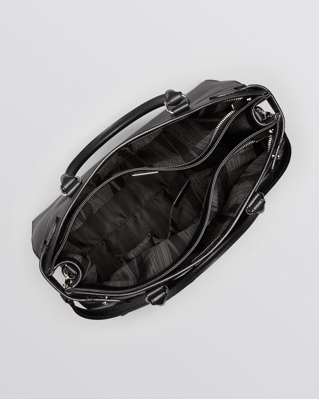7761395d1c5d Lyst - Ferragamo Batik Large Tote in Black