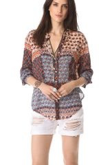 Free People Caravan Top - Lyst