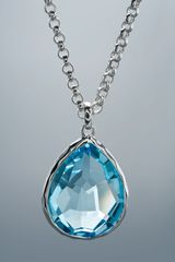 Ippolita Topaz Pendant Necklace Medium - Lyst