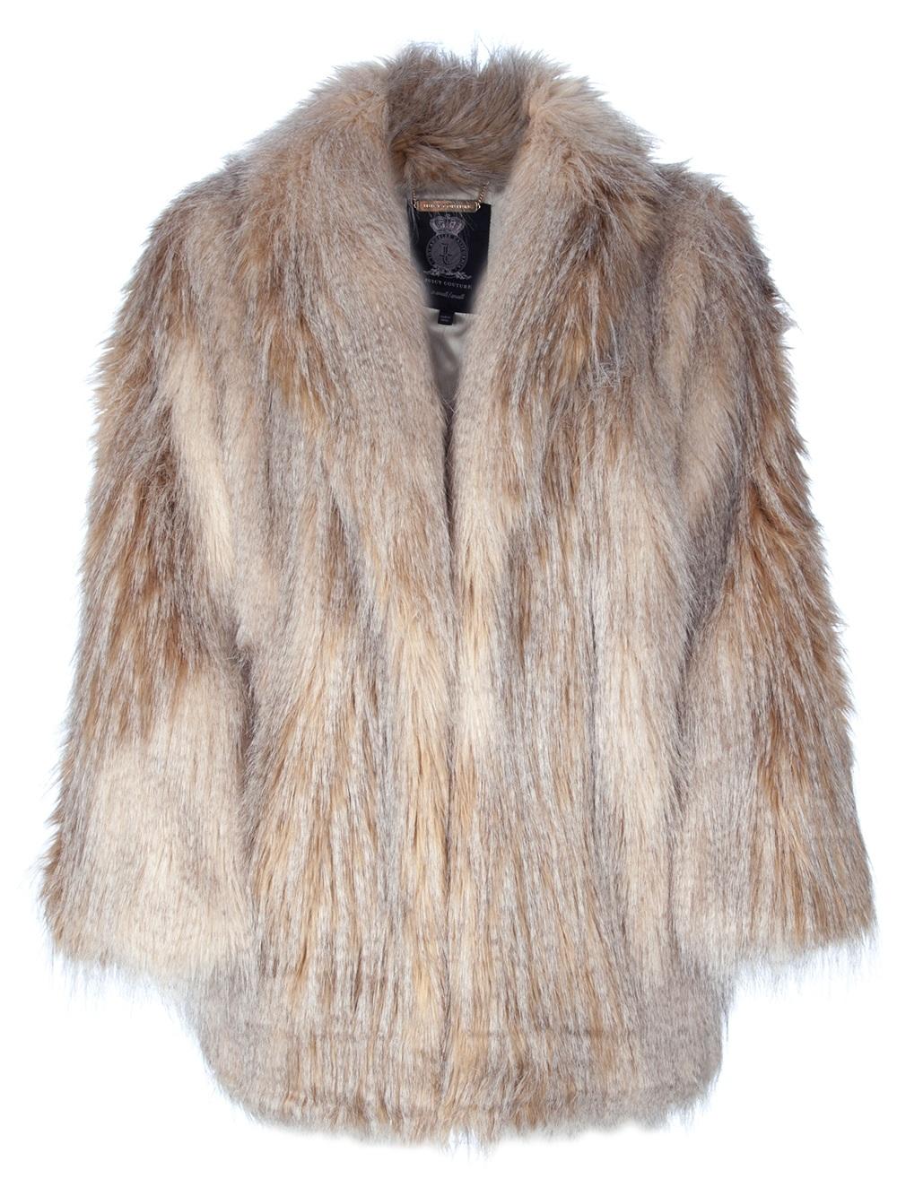 Images of Fake Fur Coats - Reikian