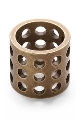 Kelly Wearstler Perforated Ring - Lyst