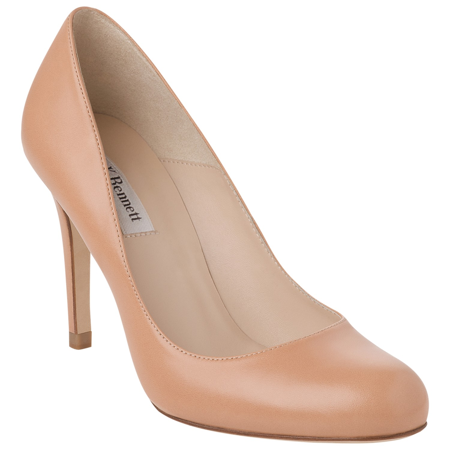 Blush Colored Shoes Heels