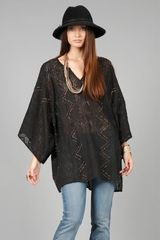 Love Sam Kaftan with Beading - Lyst