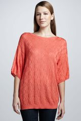 M Missoni Halfsleeve Sweater - Lyst