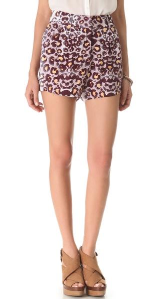Mara hoffman High Waisted Shorts | Lyst