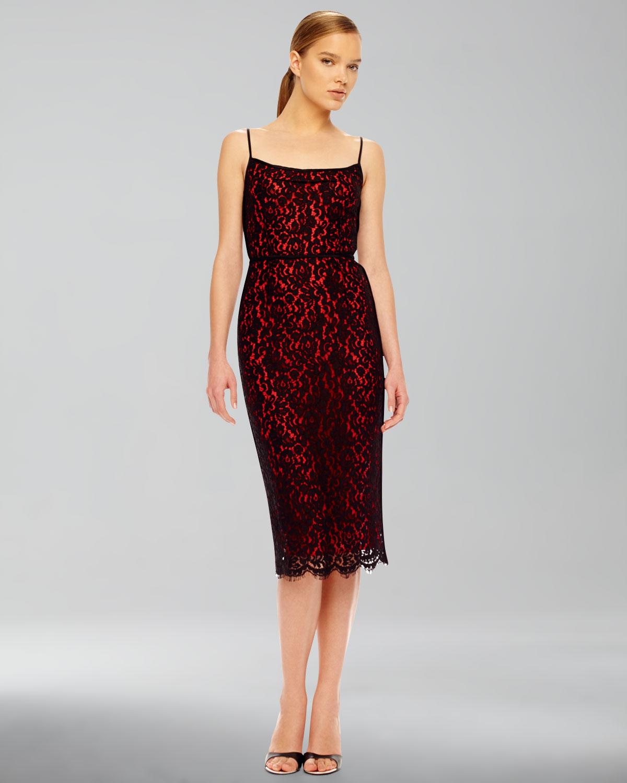 Popular Dresses - Womens MICHAEL MICHAEL KORS Nylon Lace Dress Blue   Burren Courses