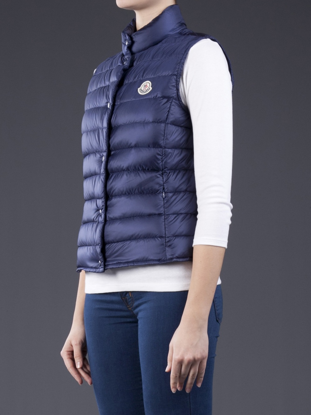 Gallery. Previously sold at: Farfetch · Women's Moncler Vest ...