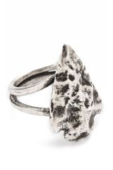 Pamela Love Mini Arrowhead Ring - Lyst