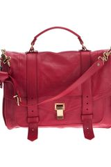 Proenza Schouler Large Ps1 Satchel - Lyst