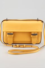 Reed Krakoff Academy Leather Crossbody Bag Glow - Lyst