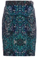See By Chloé Rock Skirt - Lyst