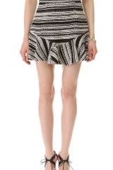 Three Floor Frenzy Skirt - Lyst