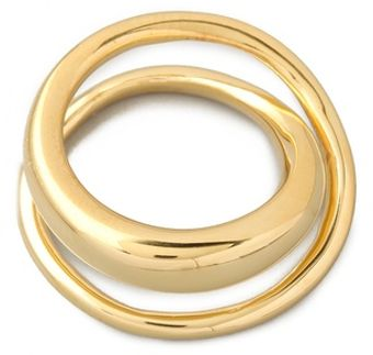 Tom Binns Classic Saturn Ring - Lyst