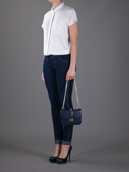 Valentino Blue Shoulder Bag 44