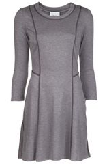 3.1 Phillip Lim Fitted Flirt Dress - Lyst