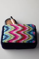 Jonathan Adler Needlepoint Accessory Bag - Lyst