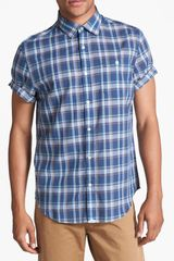 Original Penguin Short Sleeve Sport Shirt - Lyst