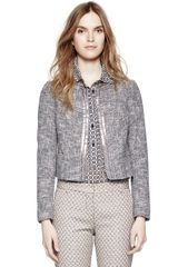 Tory Burch Hattie Jacket - Lyst